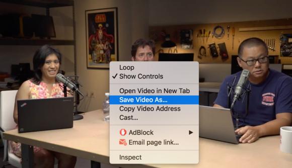 A vida – nyní už si můžete video uložit