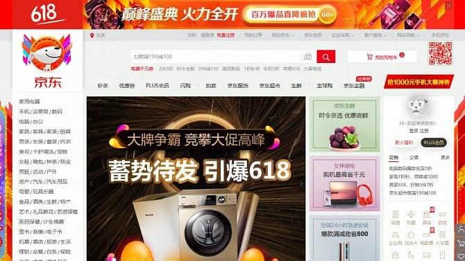 [aktualita] Google míří do Číny, investuje 550 milionů dolarů do e-commerce firmy JD.com