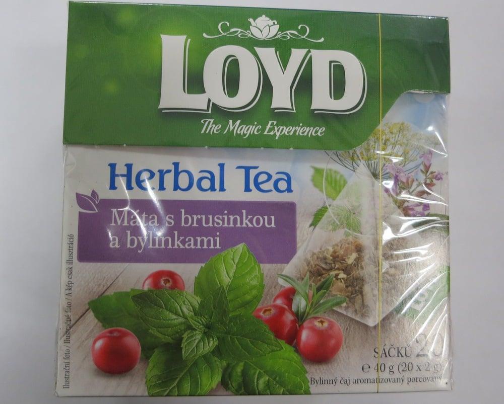 Nebezpečný čaj Loyd