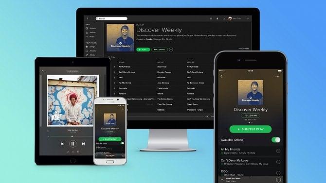 [aktualita] Spotify koupilo hlasovou aplikaci Locker Room. Konkurenci Clubhouse chystá i LinkedIn