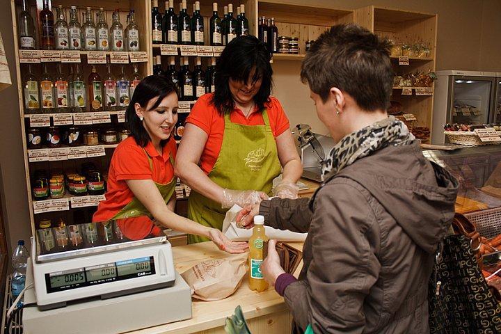 Farmářský obchod Plzeň