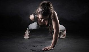 Homeopatie vrukou sportovců