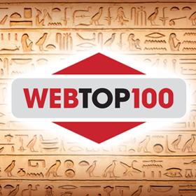 Logo Slavnostní vyhlášení soutěže WebTop100