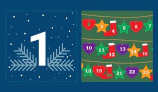 Vitalia.cz: 7 originálních adventních kalendářů pro mlsné