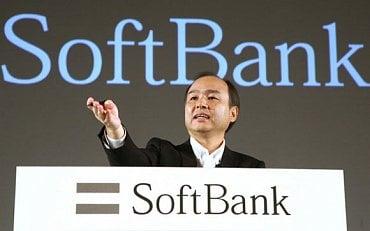 Nový vládce SoftBank Masayoshi Son.