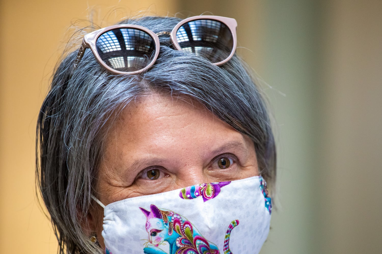 Nikdy nekouřila, a má rakovinu plic