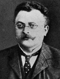 Ernst Wagner v roce 1909