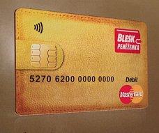 Blesk peněženka. Recenze předplacené karty