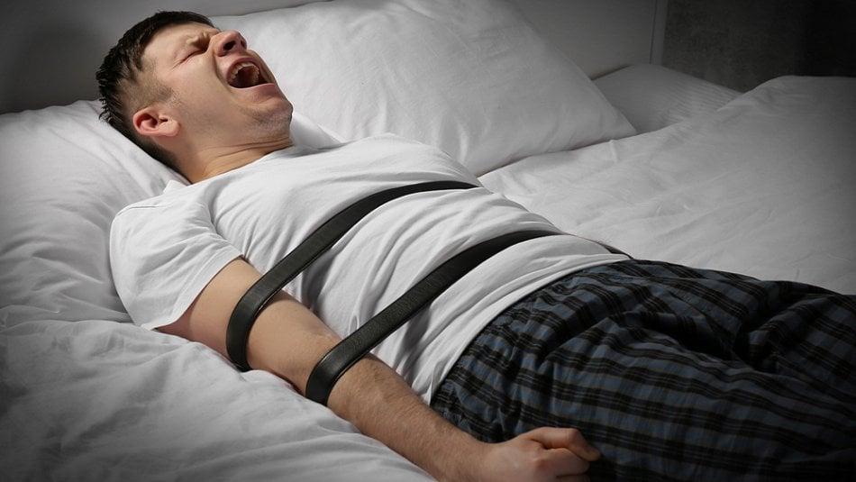 Spánková paralýza: Větší hrůzu jste nezažili