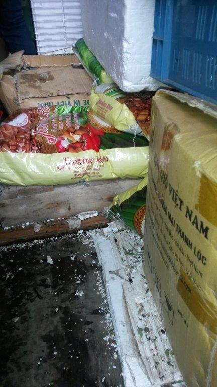 V tržnici SAPA našli inspektoři plíseň a špínu