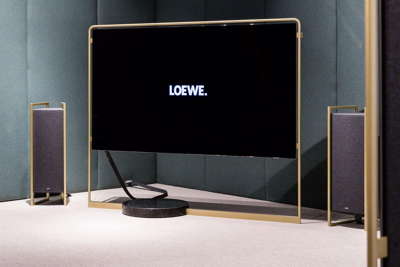 Loewe Bild X concept