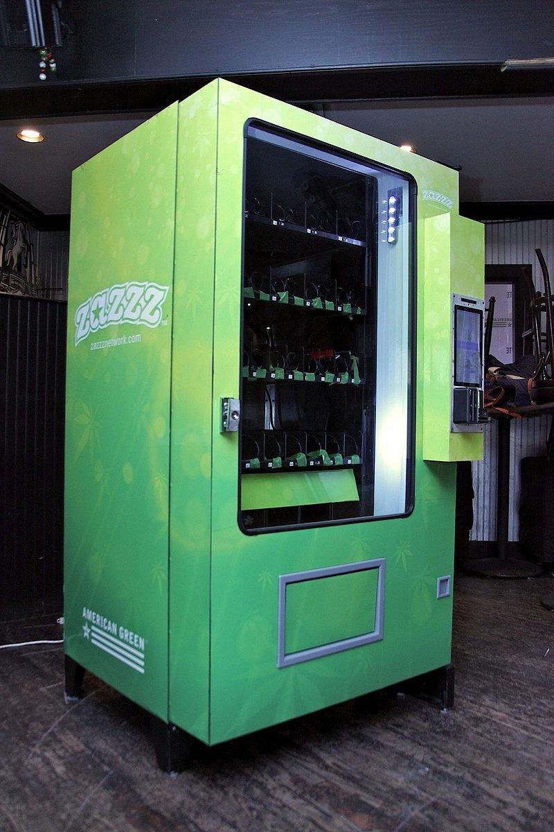 Automat na marihuanu
