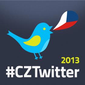 Logo #CZTwitter 2013