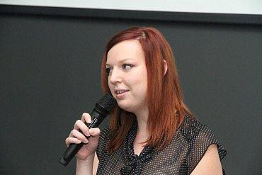 Anna Pořízková (Madfingers)