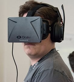 Zakladatel Oculusu Palmer Luckey