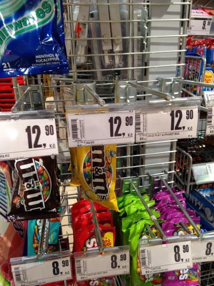 Zmizí sladkosti od pokladen?