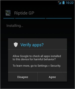 Android bezpečnost