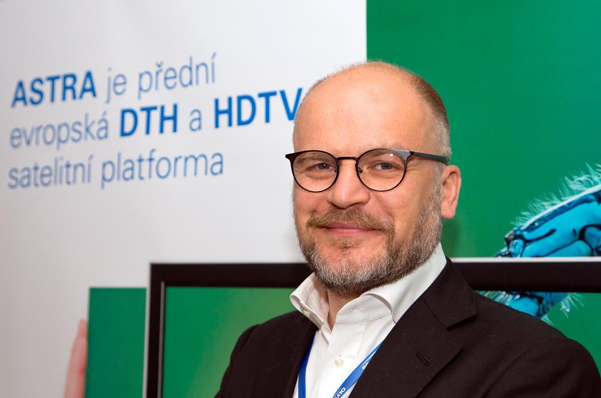 Martin Ornass-Kubacki, SES Astra