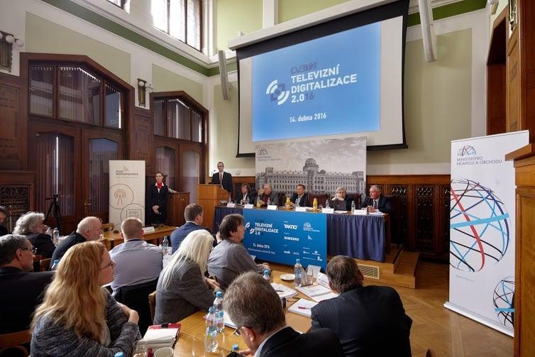 Konference Televizní digitalizace 2.0 14. dubna 2016