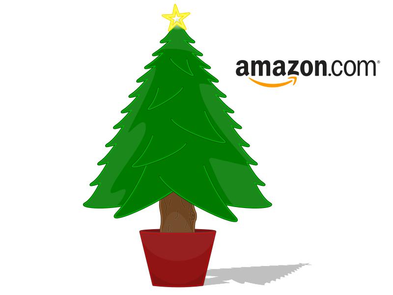 Stromeček Amazon