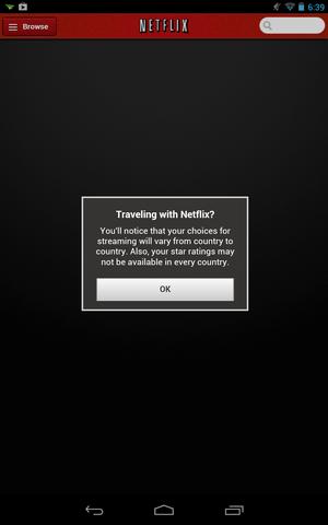 Na cestách se v případě služby Netflix dostanete pouze k obsahu vyhrazenému pro tu zemi, v níž se právě nacházíte. To se dá změnit pomocí připojení přes speciální server DNS nebo připojením k síti VPN
