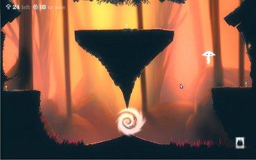 Obrázky z logické hry Spirits