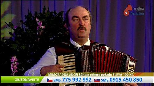 "Nová podoba loga stanice ""TV Písnička a Country no.1"""