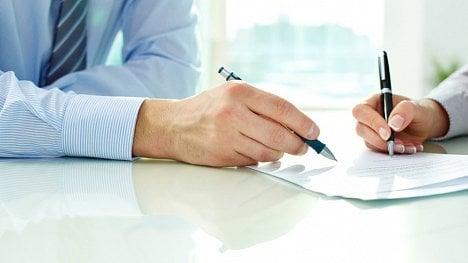 Smlouva o datování podpisů