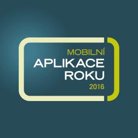 Logo Mobilní aplikace roku 2016