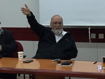 Isaac Ben Israel, profesor na Tel Aviv University