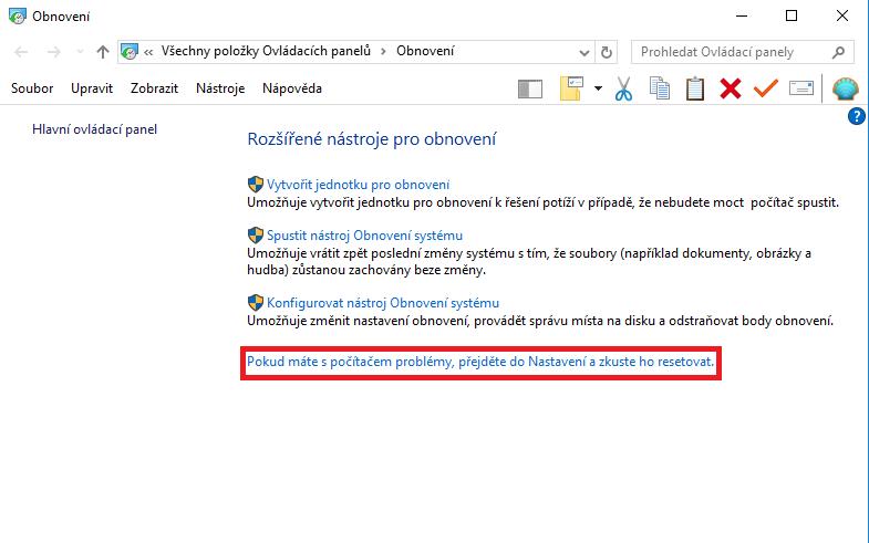 """Součástí operačního systému Windows 10 je funkce, která by se dala nazvat """"opravná instalace"""", ale označuje se také in-place instalace neboli jako čistá instalace se zachováním souborů uživatelů."""
