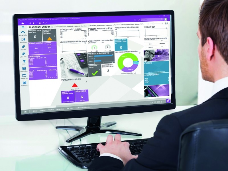 IFS Desktop