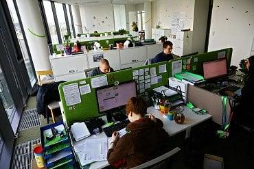 HR oddělení – režimové pracoviště.