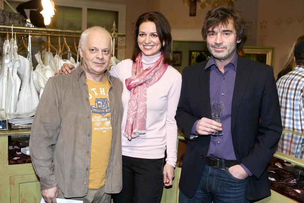 Prima začala natáčet druhou řadu seriálu Svatby v Benátkách