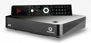 4K box využívaný Vodafonem v Portugalsku.