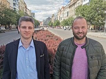 Artur Sychov (vlevo) a Vita Pur, Somnium Space