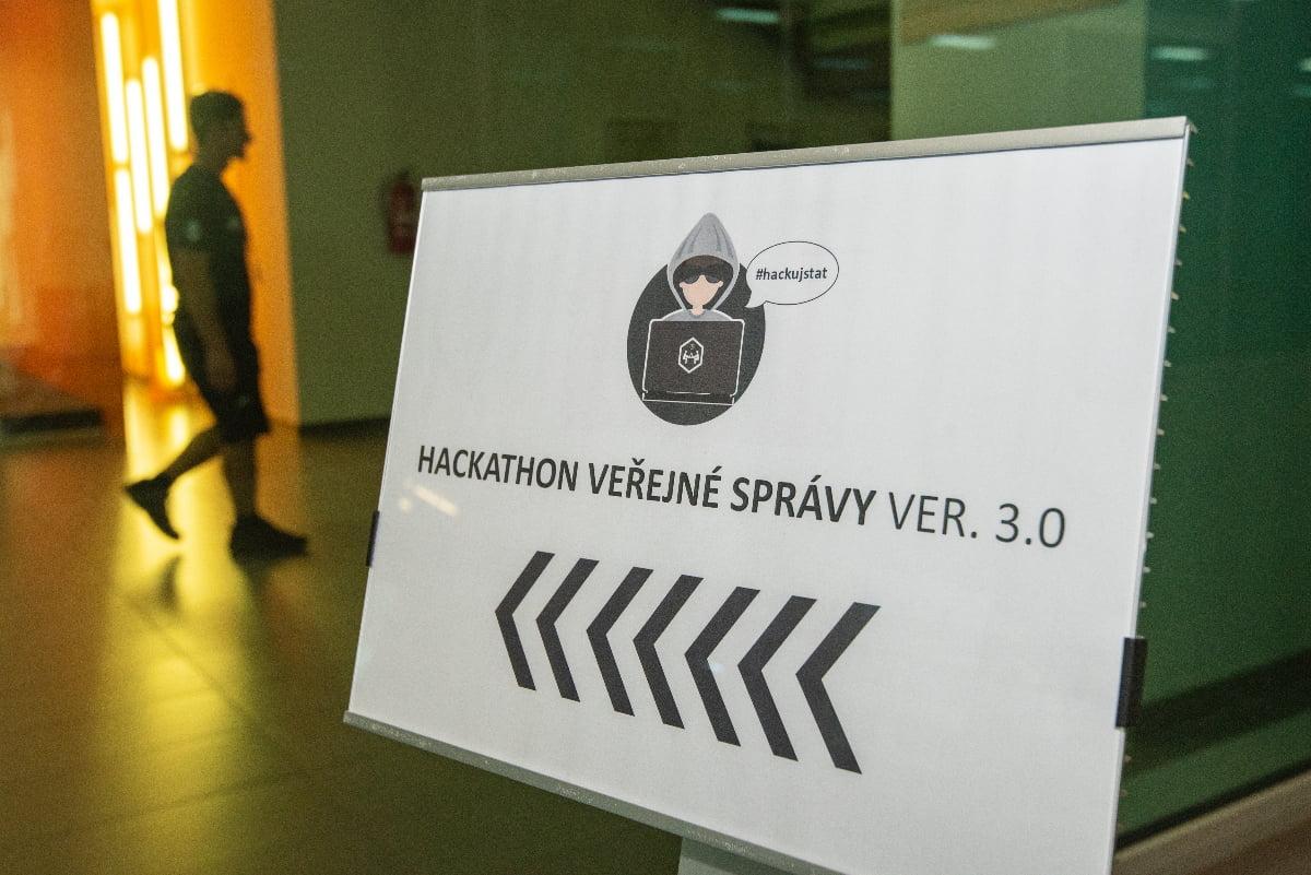 Hackuj stát! Hackathon veřejné správy potřetí