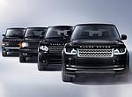 Range Rover – klasik ve 4. vydání