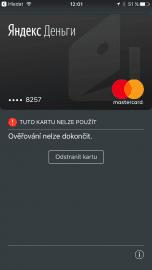 Bez ruského Apple ID to nepůjde, aktivace Apple Pay se nezdaří.