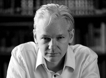 Julian Assange, zakladatel WikiLeaks.