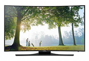 """Samsung UE48H6800 (23.990 Kč) s úhlopříčkou 121 cm je nejlevnějším prohnutým televizorem na trhu. Dělá se i ve verzi 140 cm (55"""") za kterou zaplatíte asi 31.000 Kč."""