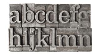Typografie sazba
