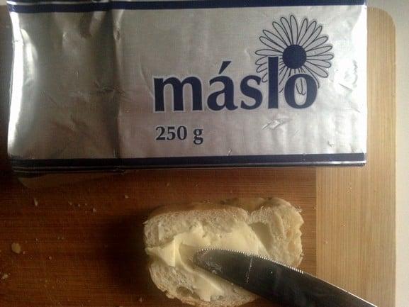 Proč je jedno máslo měkké a druhé tvrdé?