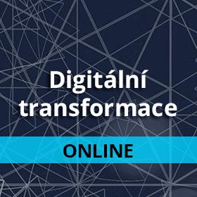 Logo Digitální transformace 2021