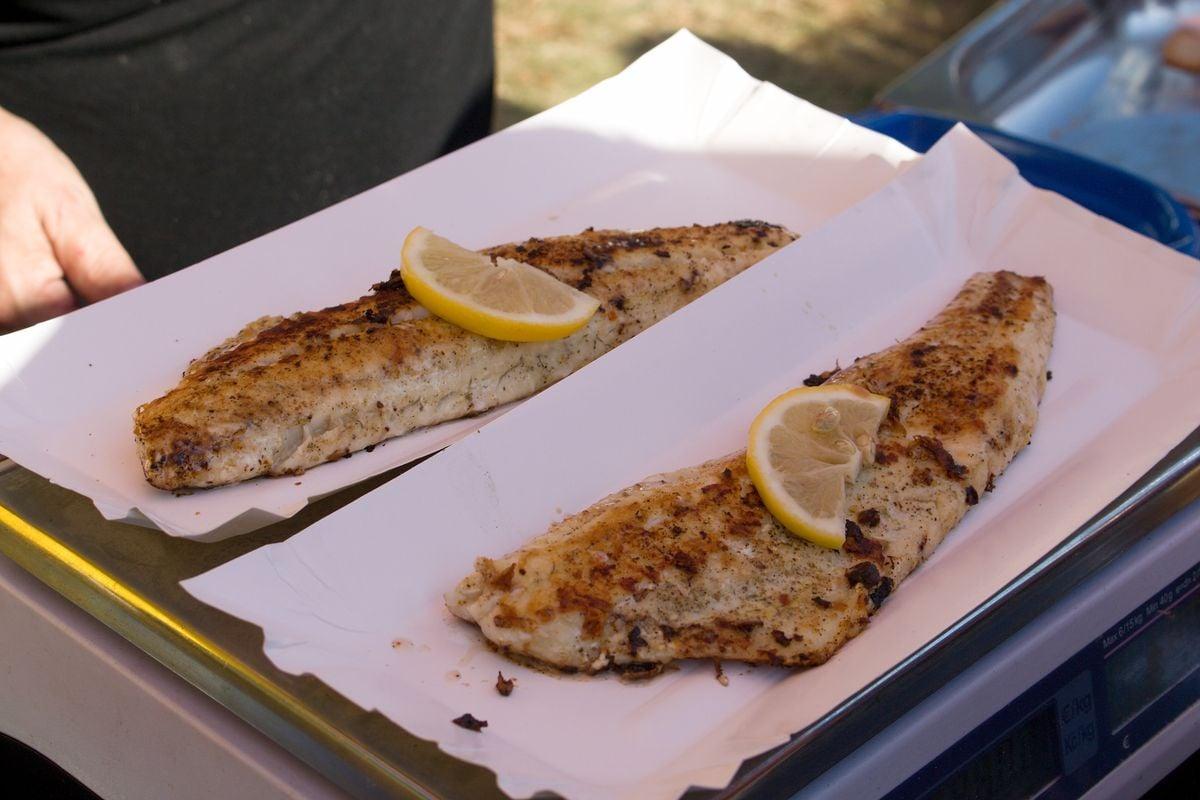 Výlov s prodejem ryb na hrázi: Rožmberk