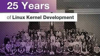 Linux má 25let: jak rychle jde vývoj a kdo toplatí