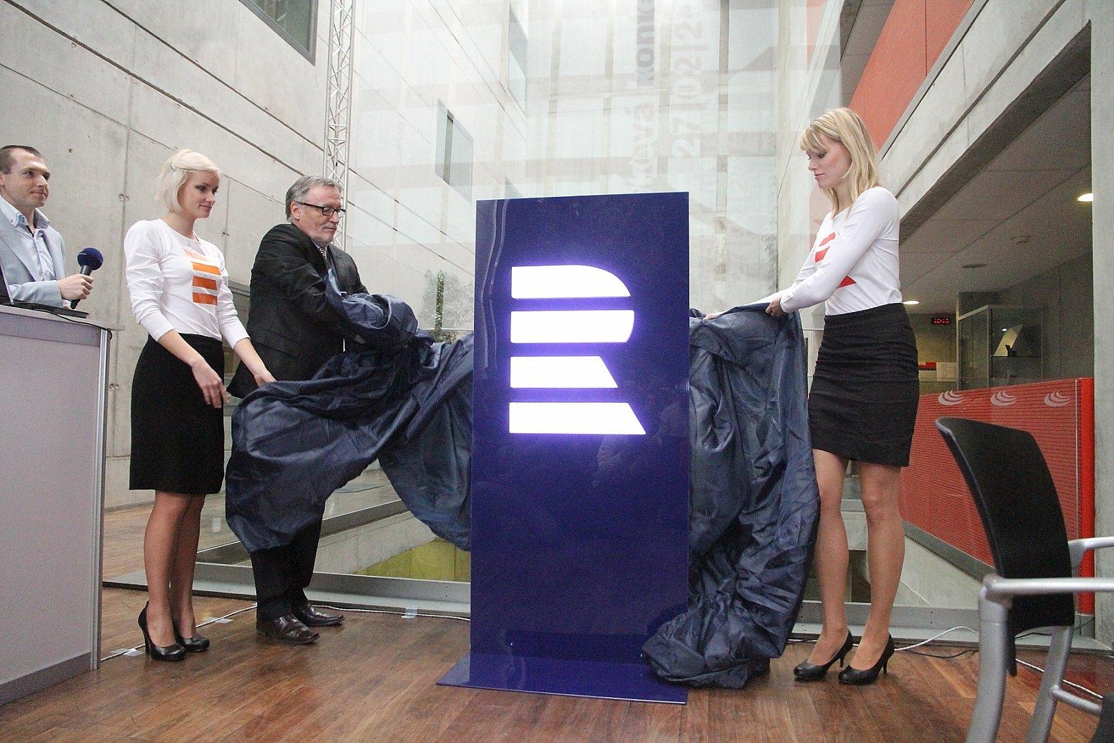Jak Český rozhlas představoval svoje nové logo a identitu