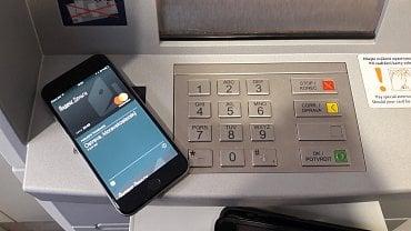 Apple Pay od Yandex.Money s bankomatem komunikuje, ale karta je na výběry hotovosti zablokovaná. Zkoušeno v ATM ČSOB.