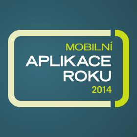 Logo Mobilní aplikace roku 2014 - vyhlášení