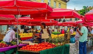 Jsou farmářské trhy bez palmového oleje?